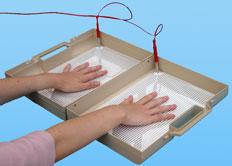 ionophorèse mains